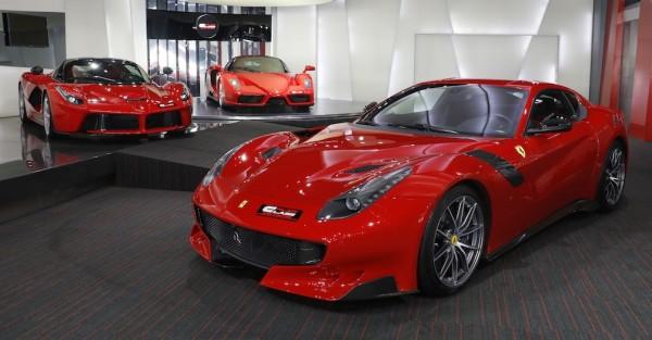 Ferrari F12tdf Alain Class-0