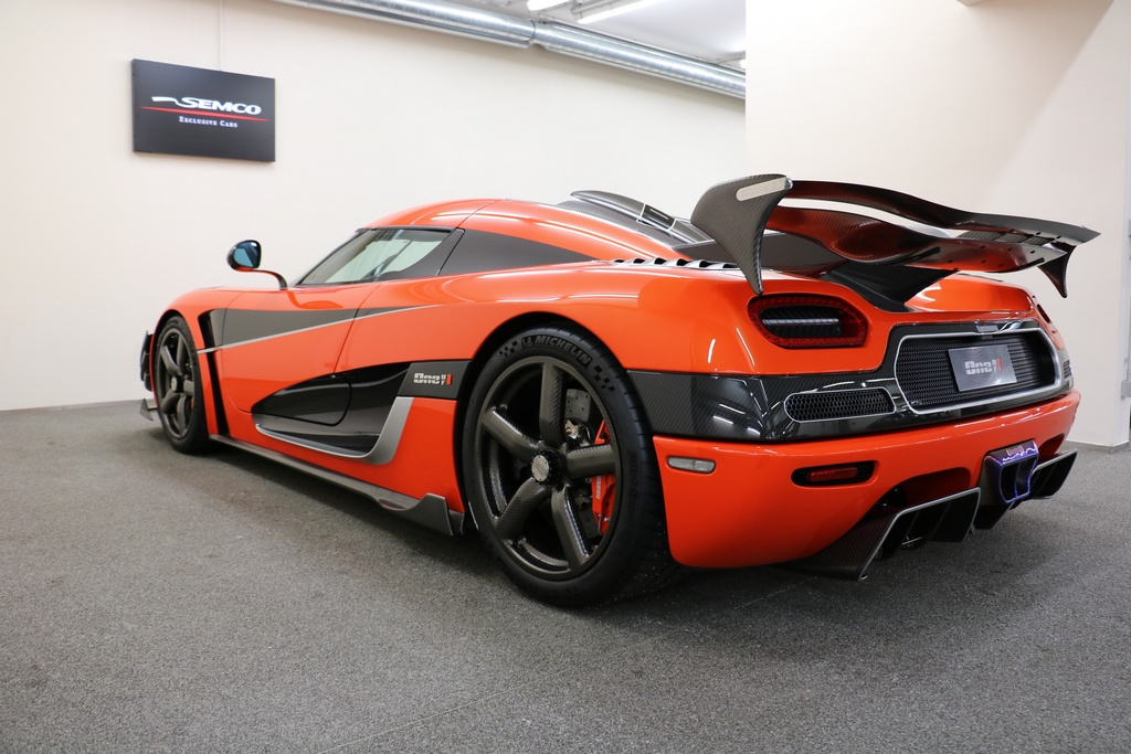 spotted for sale final koenigsegg agera rs. Black Bedroom Furniture Sets. Home Design Ideas