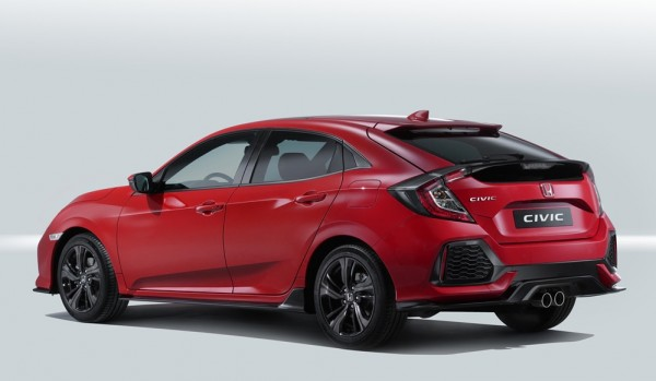 Honda Civic Hatchback Euro-0