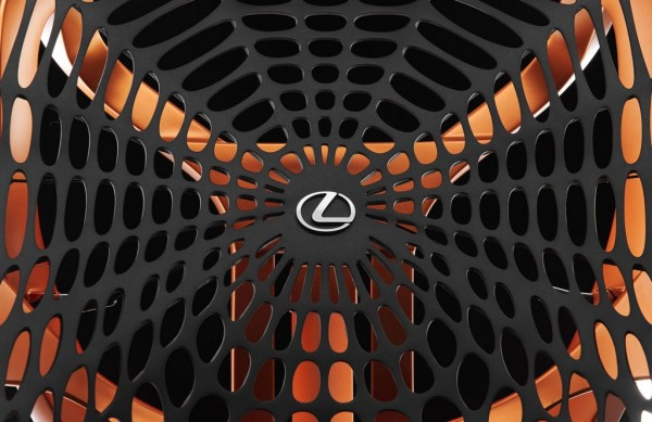 Lexus Kinetic Seat Concept-0