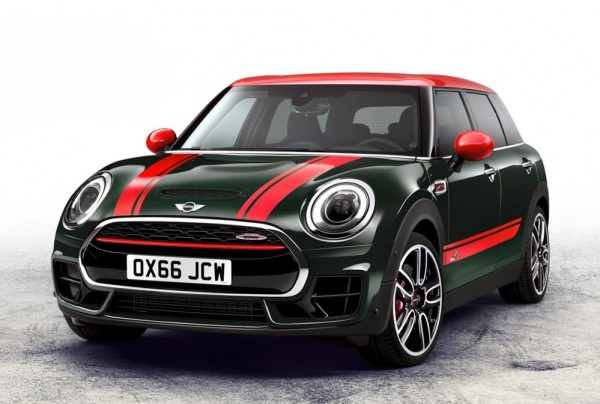MINI John Cooper Works Clubman-0