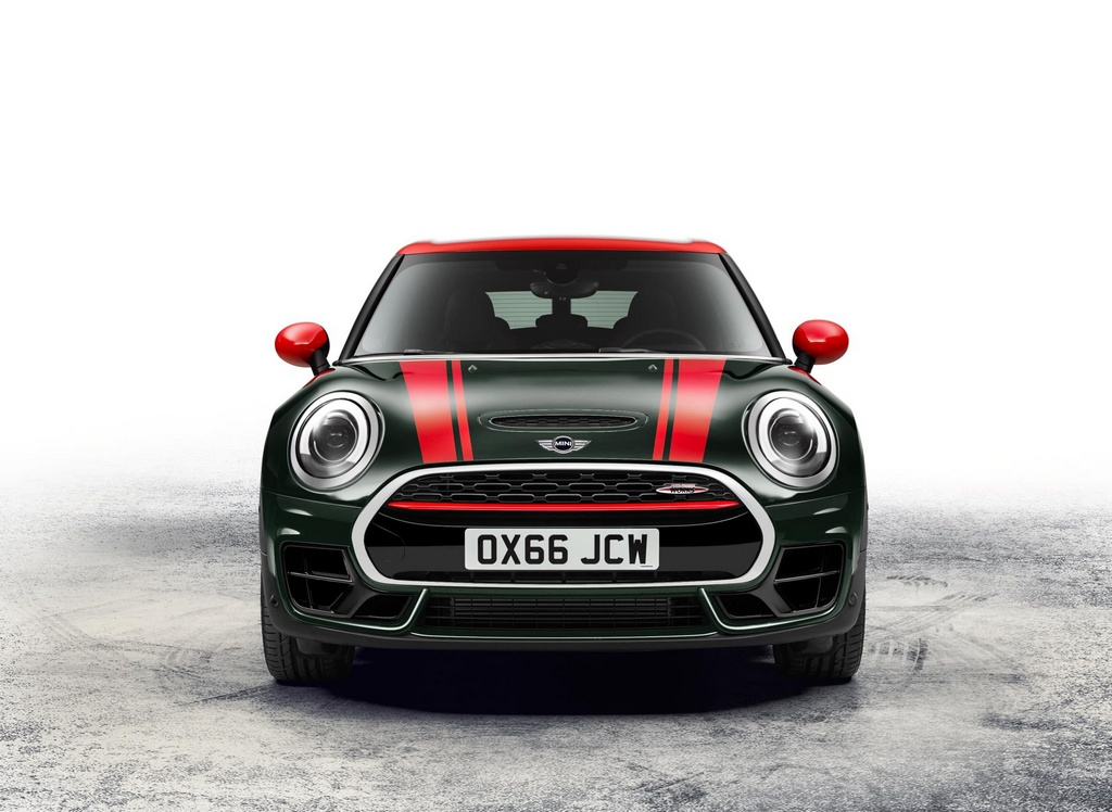 mini john cooper works clubman launches in u s. Black Bedroom Furniture Sets. Home Design Ideas