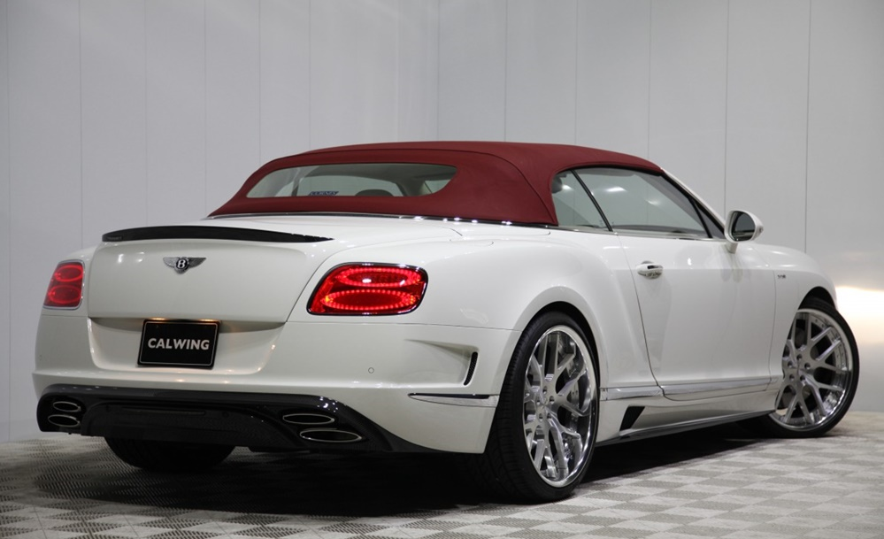 Mansory Bentley Continental GT Calwing 0 at Splendid: Mansory Bentley Continental GT