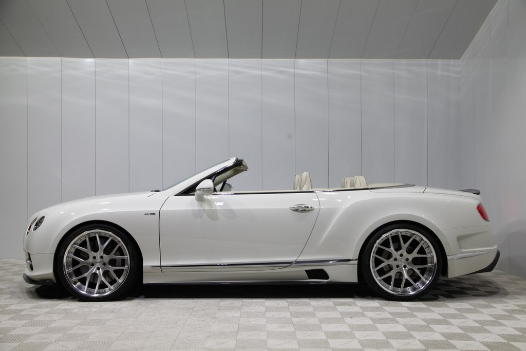 71 Mansory Bentley Continental Gt And Gtc Kit 4 Car
