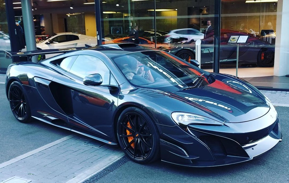 First Mclaren Mso Hs Delivered To Owner