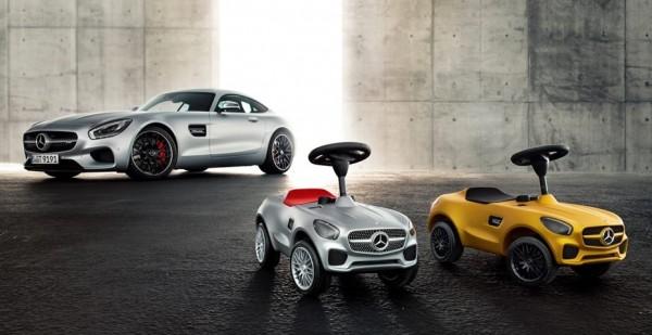 Mercedes Bobby-AMG GT-0