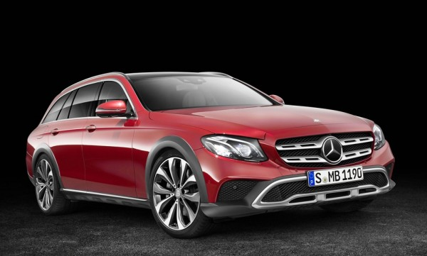 Official: Mercedes E-Class All-Terrain