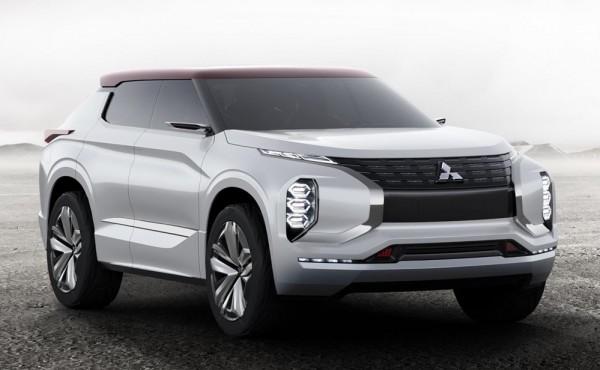 Mitsubishi GT-PHEV Concept-0