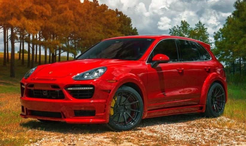 Prior Design Porsche Cayenne By Evs Motors