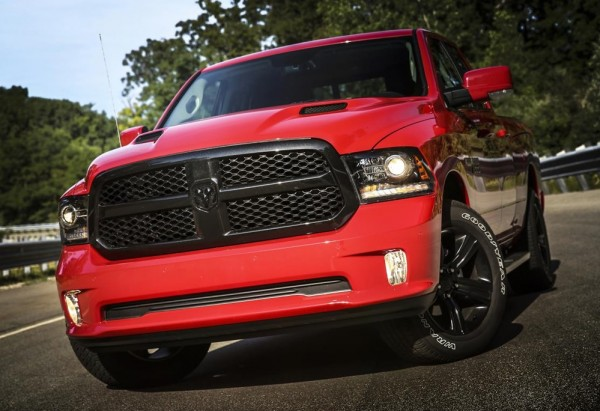 Ram 1500 Night Package 0 600x411 at Official: 2017 Ram 1500 Night Package