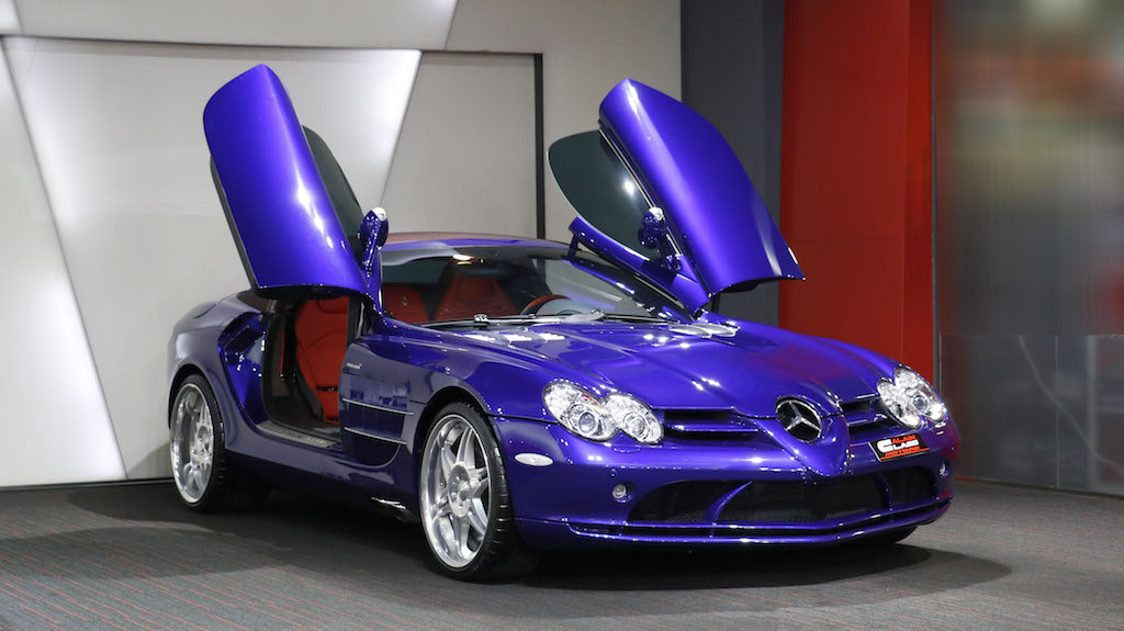 Eye Candy Royal Blue Brabus Slr Roadster HD Wallpapers Download free images and photos [musssic.tk]