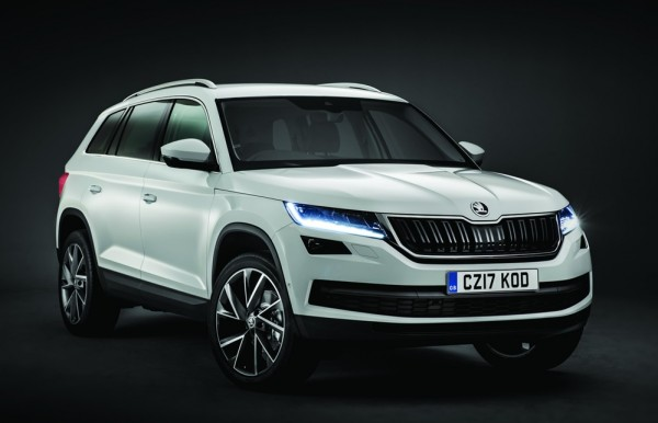 Skoda Kodiaq Goes Official