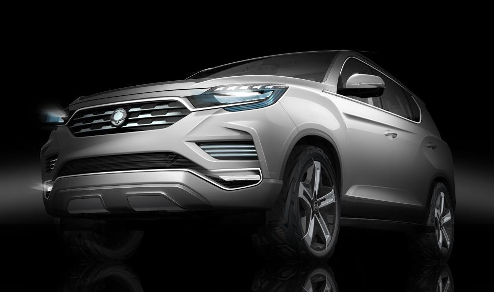 SsangYong LIV 2 Concept 0 at Paris Preview: SsangYong LIV 2 Concept