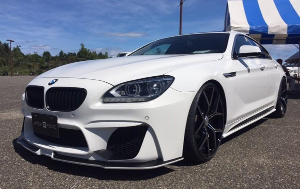 bmw 6 series gran coupe real 1 600x379 at wald bmw 6 series gran coupe. Cars Review. Best American Auto & Cars Review