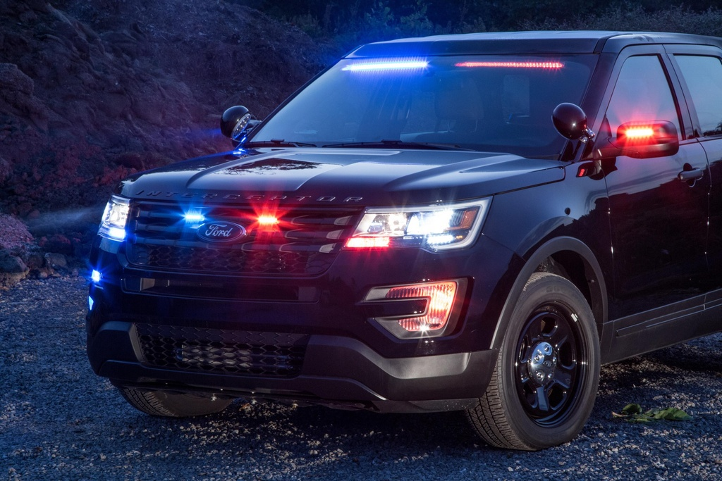 Spoiler Lights For 2016 Ford Police Interceptor Utility