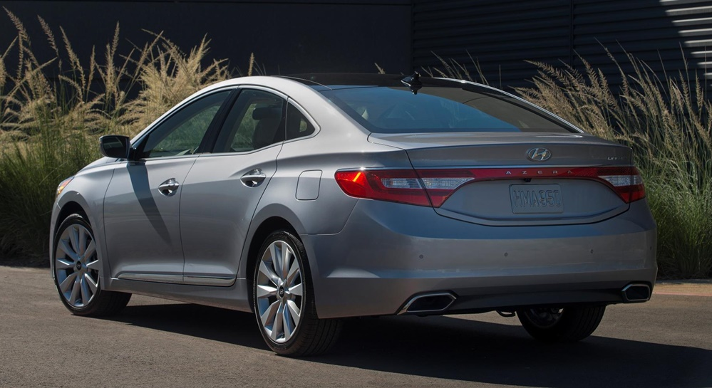 Official 2017 Hyundai Azera