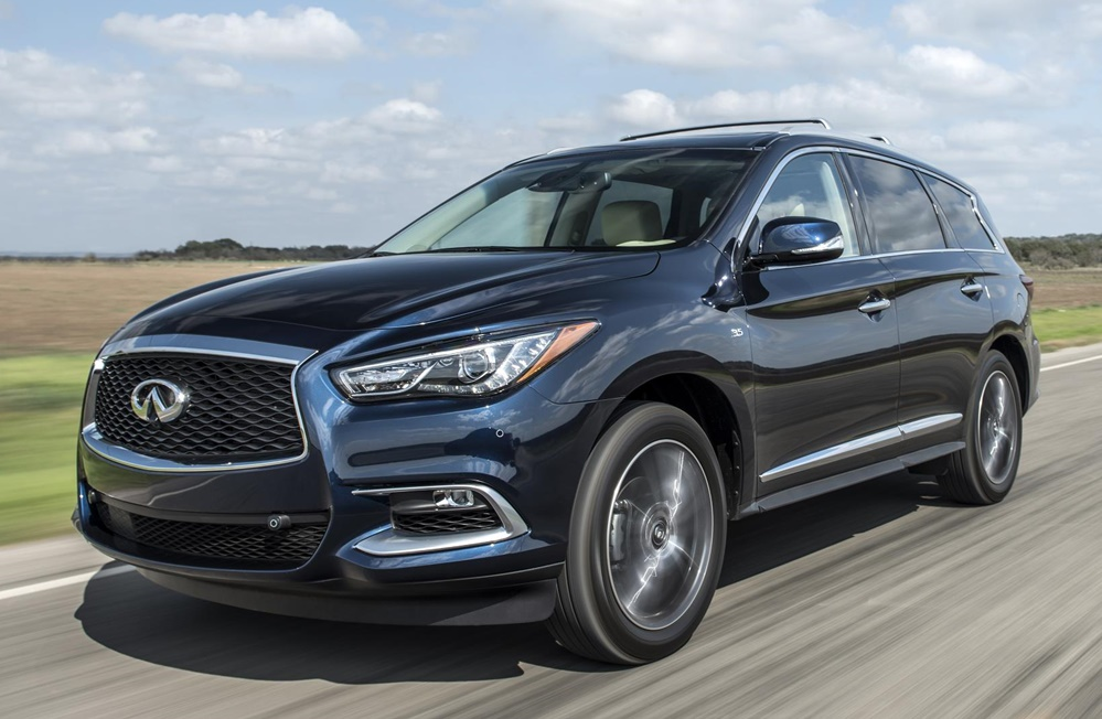 2017 infiniti qx60 u s pricing and specs. Black Bedroom Furniture Sets. Home Design Ideas
