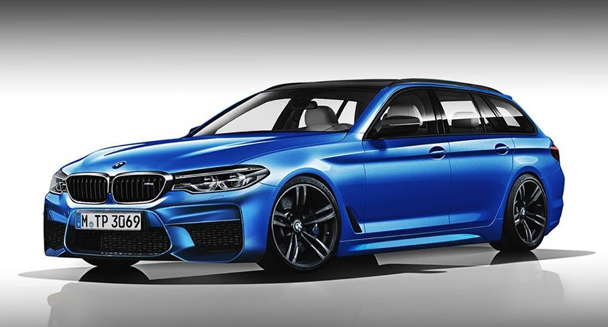 More On 2018 Bmw M5