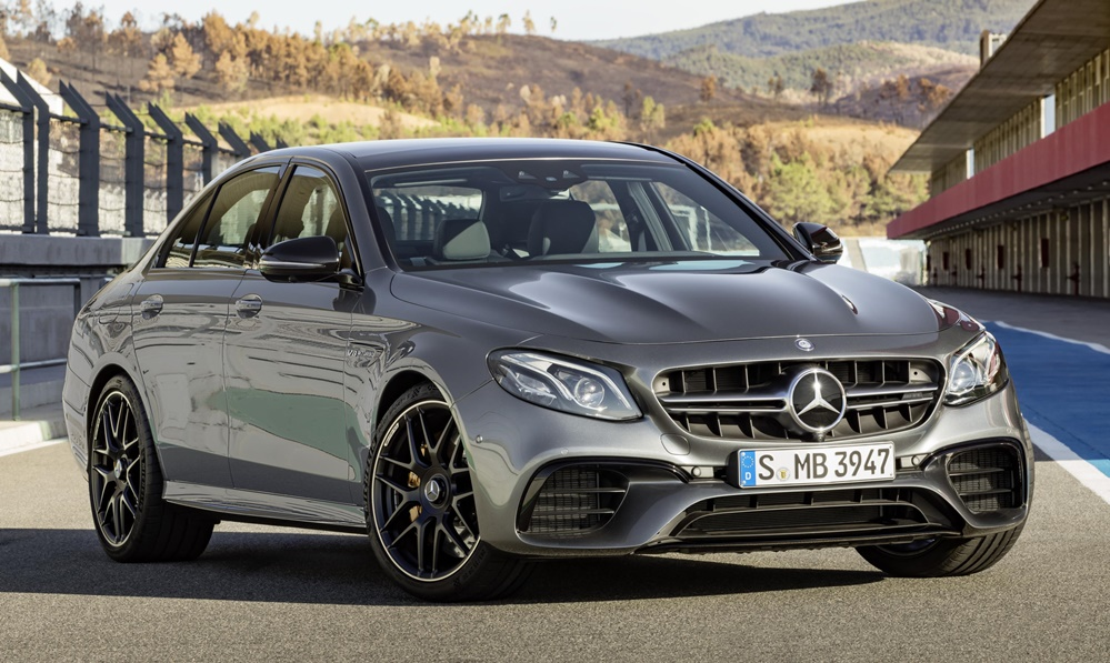 Official 2018 Mercedes Amg E63 And E63 S