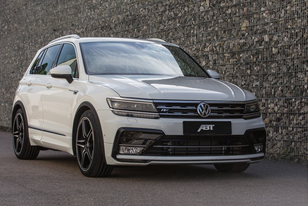 abt vw tiguan is one mean machine. Black Bedroom Furniture Sets. Home Design Ideas