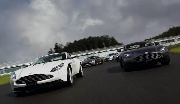Aston Martin DB11 Track Day-0