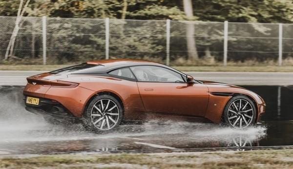 Aston Martin DB11 in Action-0