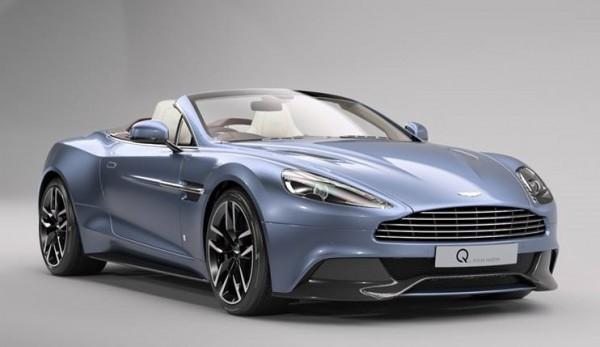 Aston Martin Vanquish Volante Inspired by AM37-1