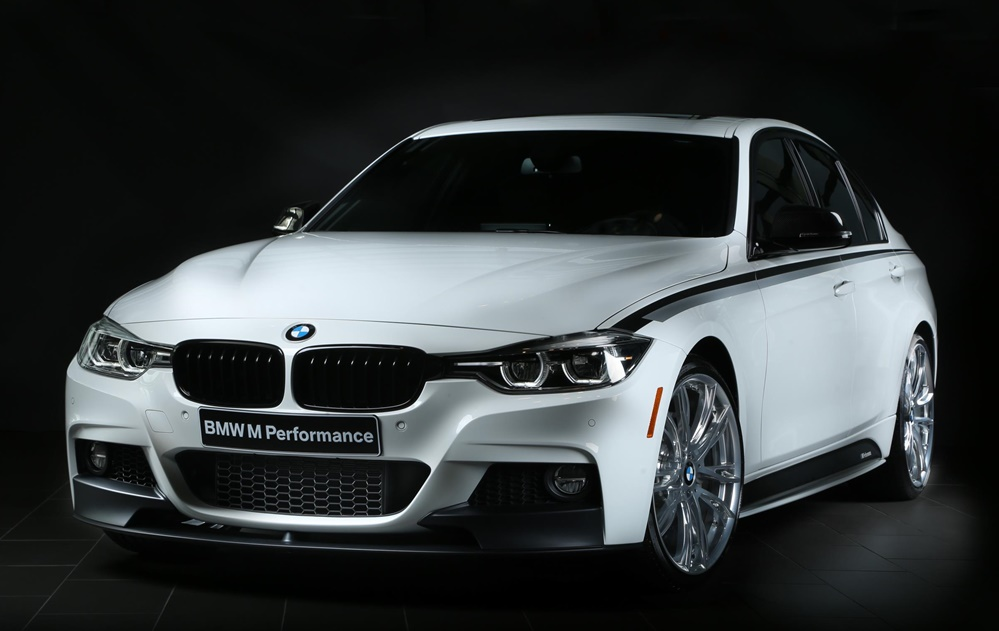 bmw m performance reveals sema lineup. Black Bedroom Furniture Sets. Home Design Ideas