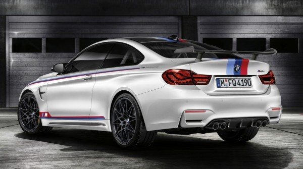 BMW M4 DTM Champion Edition 2 600x335 at Official: BMW M4 DTM Champion Edition 2016