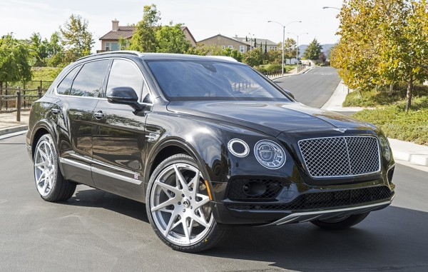 Bentley Bentayga Forgiato-0