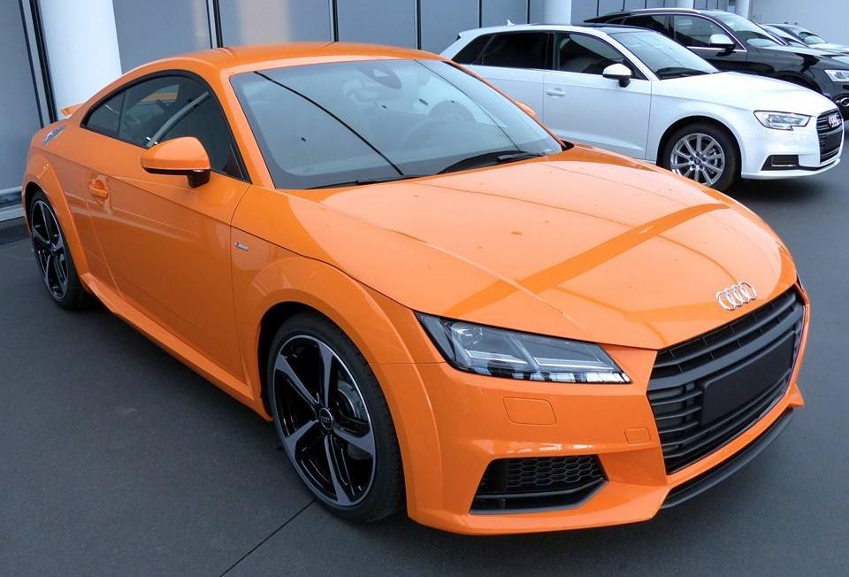 Ember Orange Audi Tt Yay Or Nay