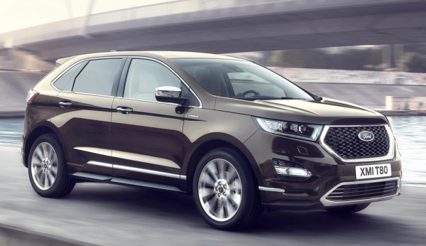 Ford Vignale 0 600x346 at Ford Launches Vignale Version of Kuga and Edge