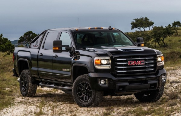 GMC Sierra All Terrain X-0