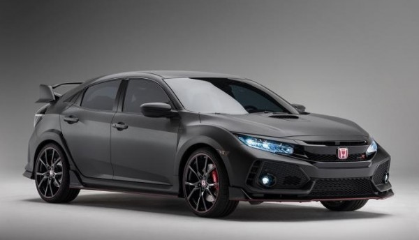 Honda Civic Type R SEMA-0