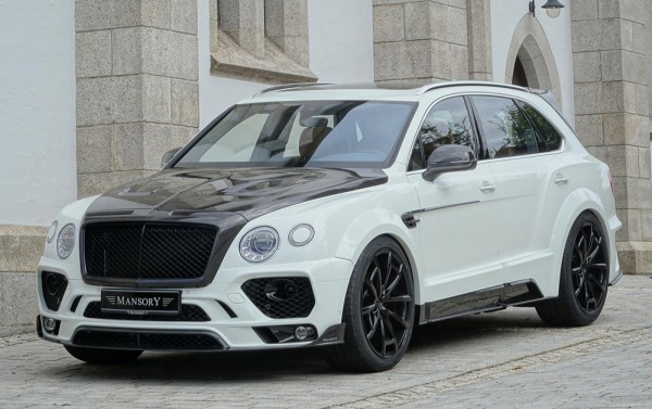 Mansory Bentley Bentayga Official-0