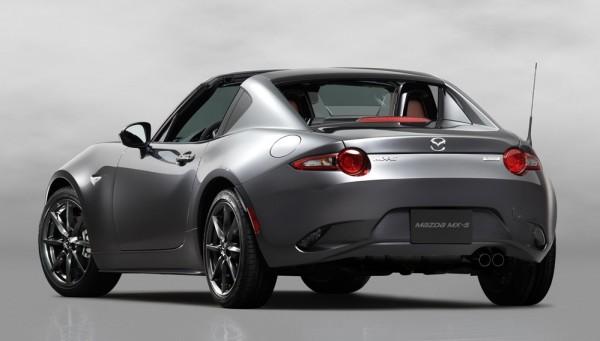 Mazda MX-5 Miata RF Price