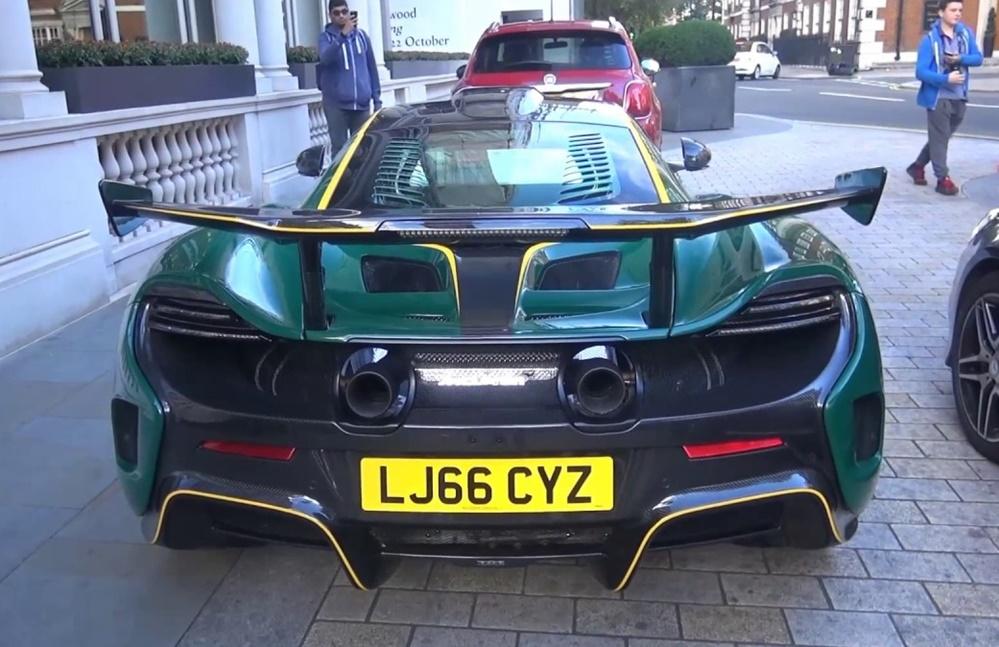 2018 mclaren 688 hs. unique 2018 mclaren mso hs 2x 600x389 at 2x sighted driving around london inside 2018 mclaren 688 hs r