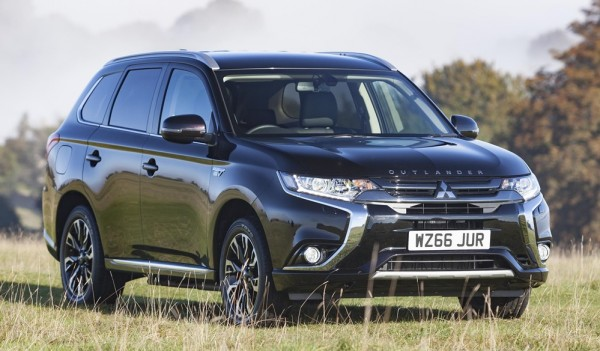Mitsubishi Outlander PHEV Juro 1 600x351 at UK Only: Mitsubishi Outlander PHEV Juro