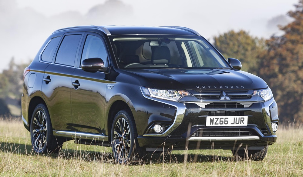 Uk Only Mitsubishi Outlander Phev Juro