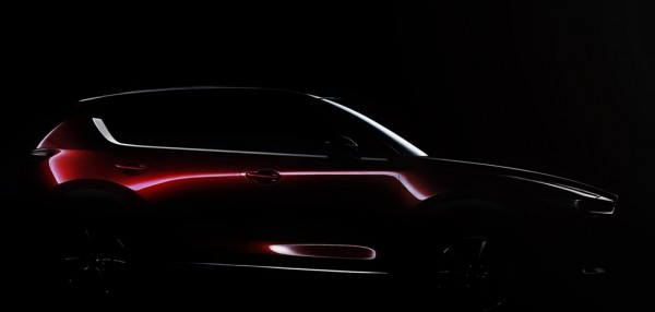 New Mazda CX-5 Teased
