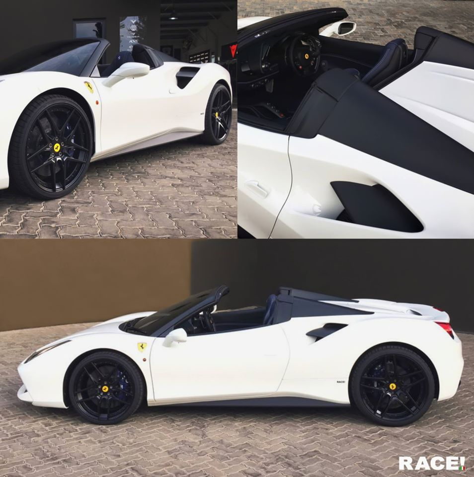 Novitec Ferrari 488 Spider Looks Sick In The Flesh