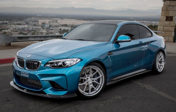 PSM Dynamic BMW M2 Off 0 600x381 at PSM Dynamic BMW M2 Is Ready to Roll