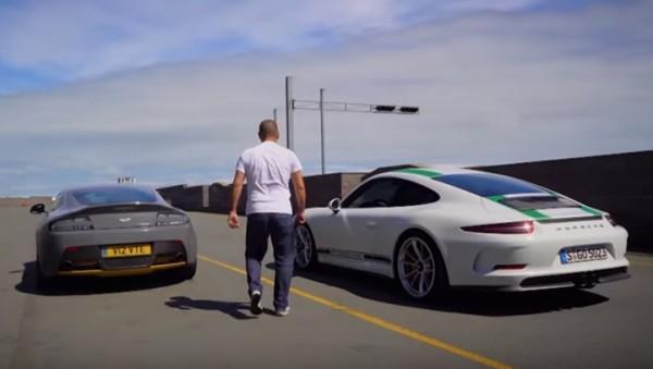 Porsche 911 R-Vantage