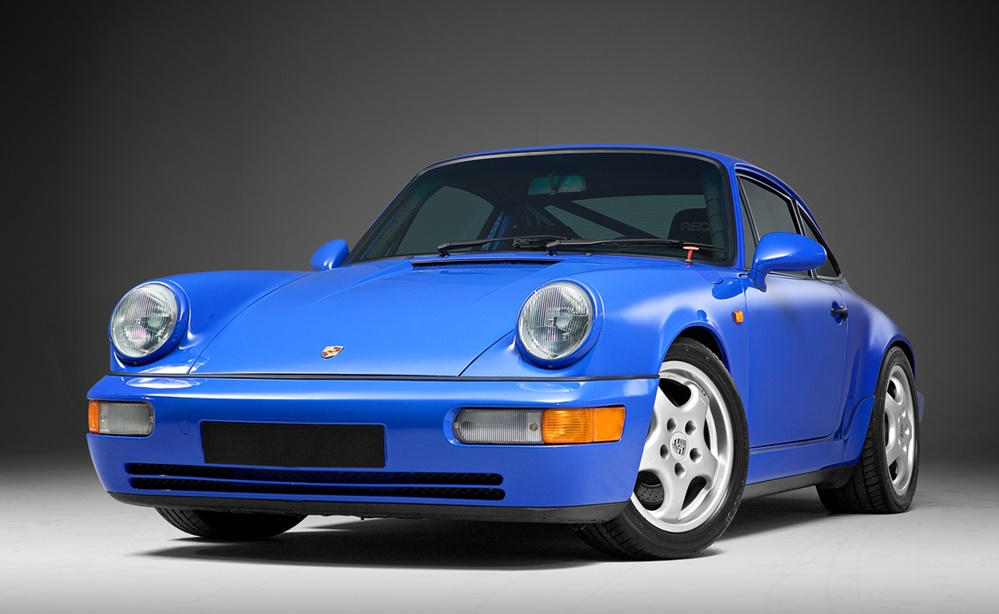 Silverstone Auctions Porsche 964 Carrera Rs Ngt