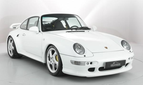 Porsche 993 Turbo X50-1