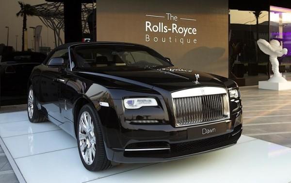 Rolls-Royce Boutique Dubai-0
