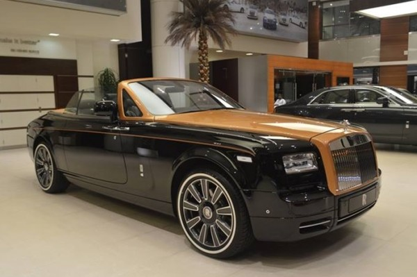 rolls royce phantom drophead coupe golden age   motorward