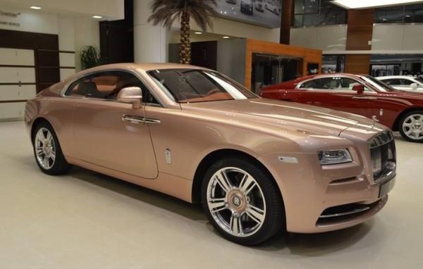 Rolls-Royce Wraith Sunrise-0