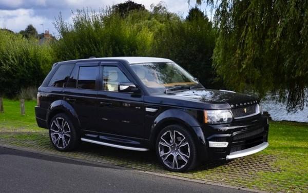 Vilner Range Rover Sport-20th-0