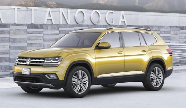 Volkswagen Atlas-0